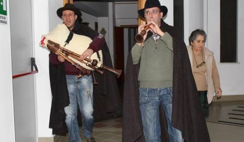 Il maestro e suo genero, Salvatore: una tradizione di famiglia